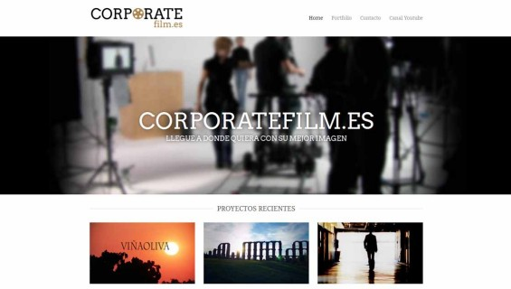 Corporate Film Web