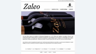 Zaleo Web