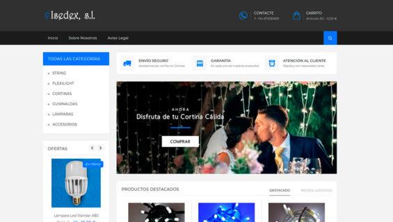 Isedex Tienda On-Line